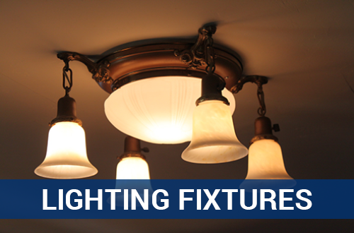 Lighting Fixtures - Interior Decorators - TNI Interiors