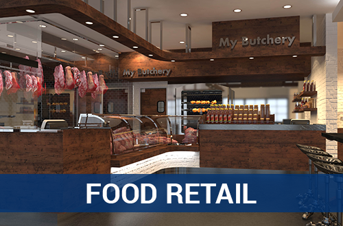 Food Retail – Architect Services – TNI Interiors